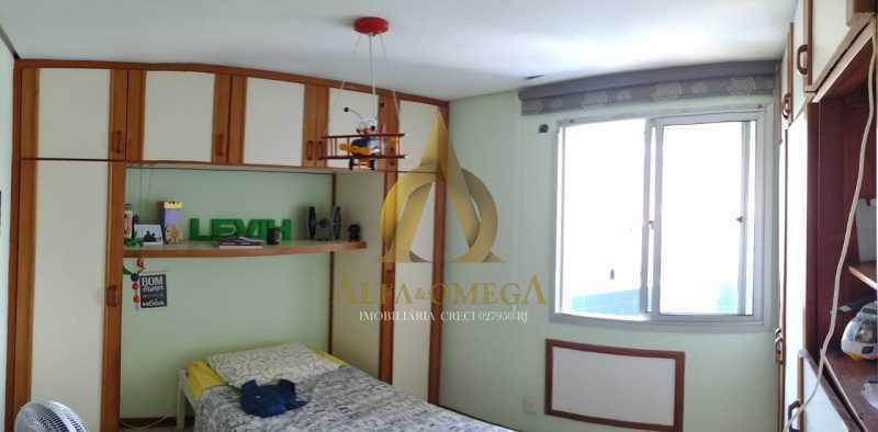 47 - Cobertura 3 quartos à venda Barra da Tijuca, Rio de Janeiro - R$ 1.280.000 - AOJC50127 - 13