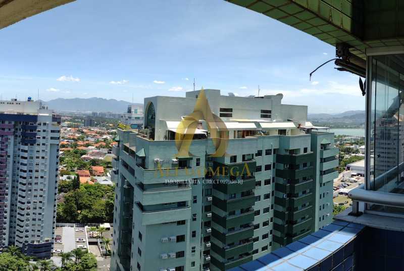 48 - Cobertura 3 quartos à venda Barra da Tijuca, Rio de Janeiro - R$ 1.280.000 - AOJC50127 - 27