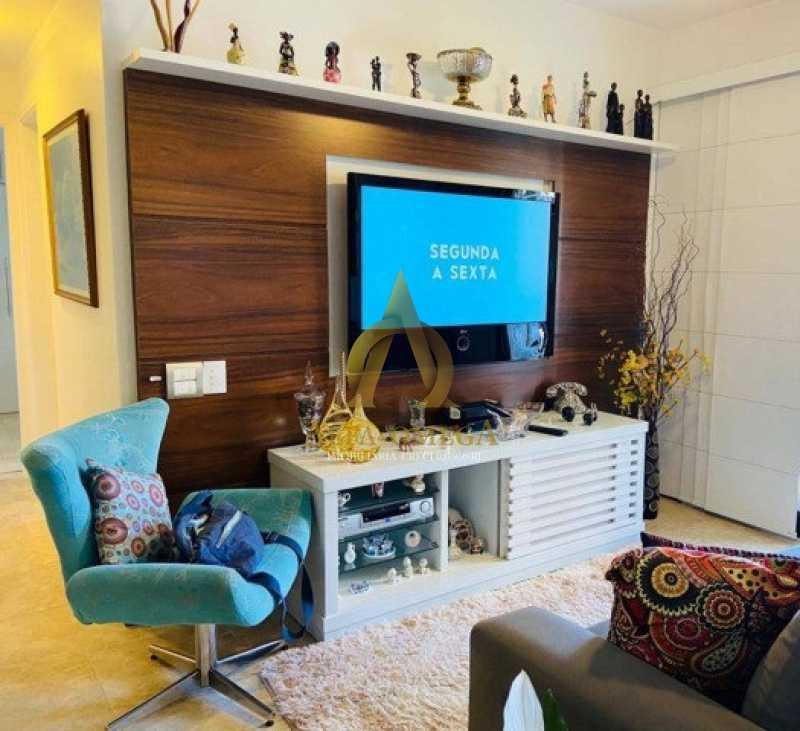 2 - Apartamento 2 quartos à venda Barra da Tijuca, Rio de Janeiro - R$ 760.000 - AO20491 - 4