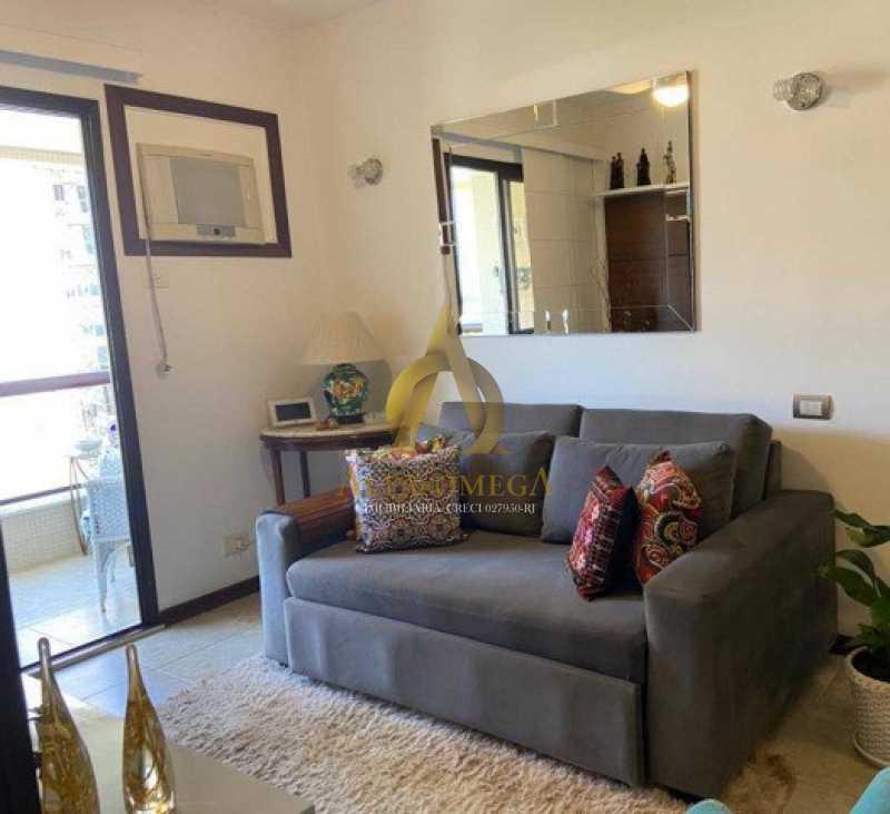 4 - Apartamento 2 quartos à venda Barra da Tijuca, Rio de Janeiro - R$ 760.000 - AO20491 - 6