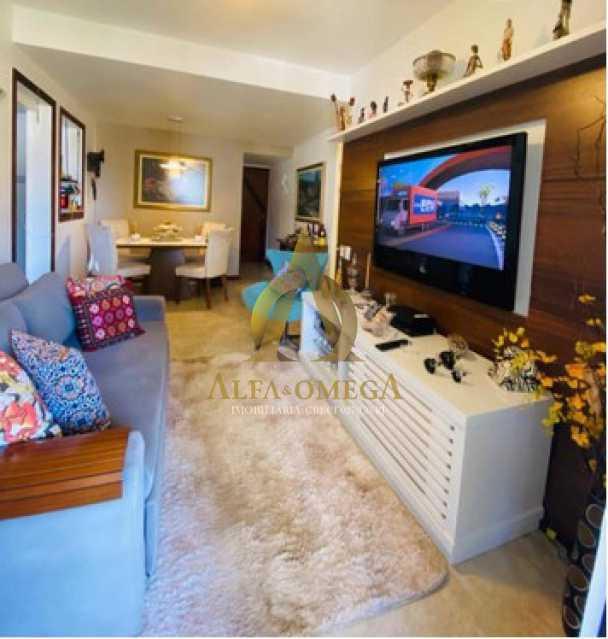 5 - Apartamento 2 quartos à venda Barra da Tijuca, Rio de Janeiro - R$ 760.000 - AO20491 - 3