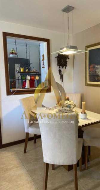 10 - Apartamento 2 quartos à venda Barra da Tijuca, Rio de Janeiro - R$ 760.000 - AO20491 - 8