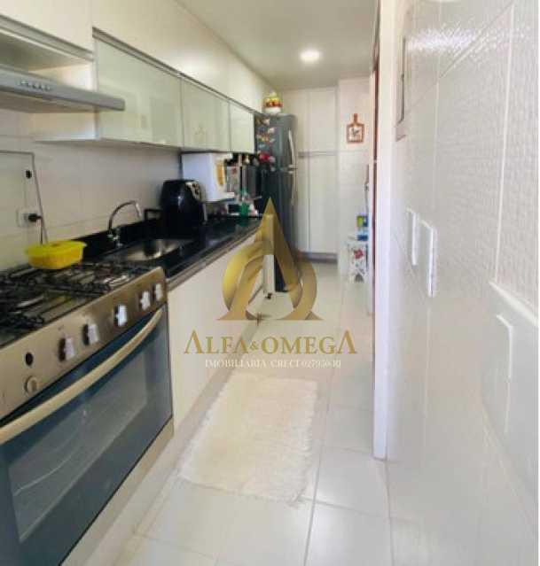 14 - Apartamento 2 quartos à venda Barra da Tijuca, Rio de Janeiro - R$ 760.000 - AO20491 - 17