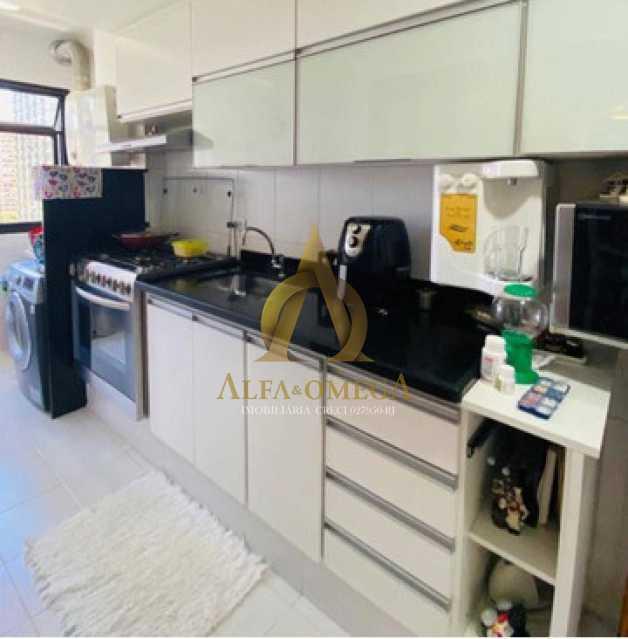 15 - Apartamento 2 quartos à venda Barra da Tijuca, Rio de Janeiro - R$ 760.000 - AO20491 - 18