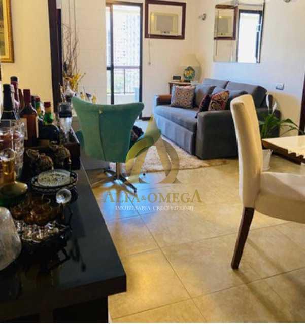 18 - Apartamento 2 quartos à venda Barra da Tijuca, Rio de Janeiro - R$ 760.000 - AO20491 - 5