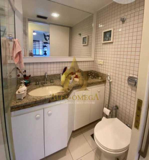 19 - Apartamento 2 quartos à venda Barra da Tijuca, Rio de Janeiro - R$ 760.000 - AO20491 - 14