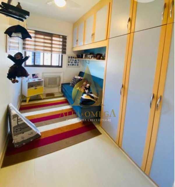20 - Apartamento 2 quartos à venda Barra da Tijuca, Rio de Janeiro - R$ 760.000 - AO20491 - 12