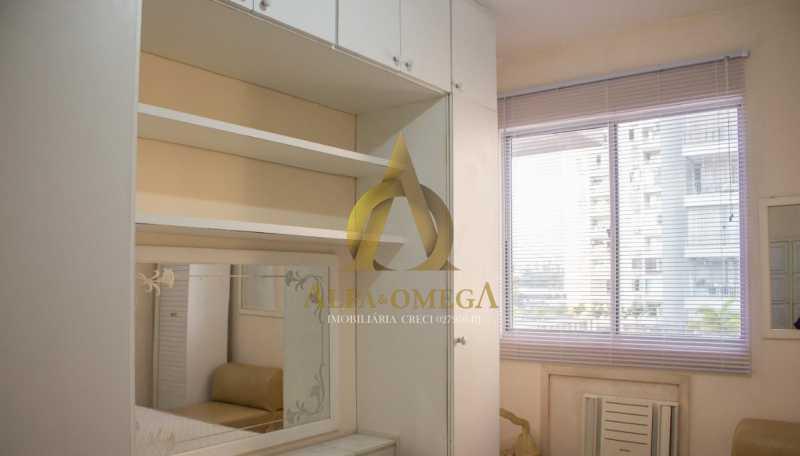 3. - Apartamento 1 quarto para venda e aluguel Barra da Tijuca, Rio de Janeiro - R$ 630.000 - AO10261 - 5