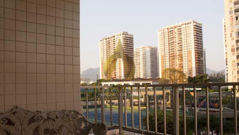 7. - Apartamento 1 quarto para venda e aluguel Barra da Tijuca, Rio de Janeiro - R$ 630.000 - AO10261 - 3