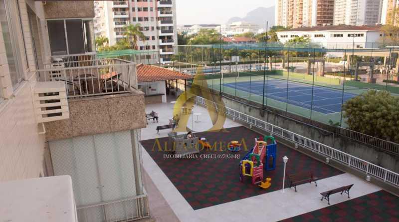 13. - Apartamento 1 quarto para venda e aluguel Barra da Tijuca, Rio de Janeiro - R$ 630.000 - AO10261 - 18
