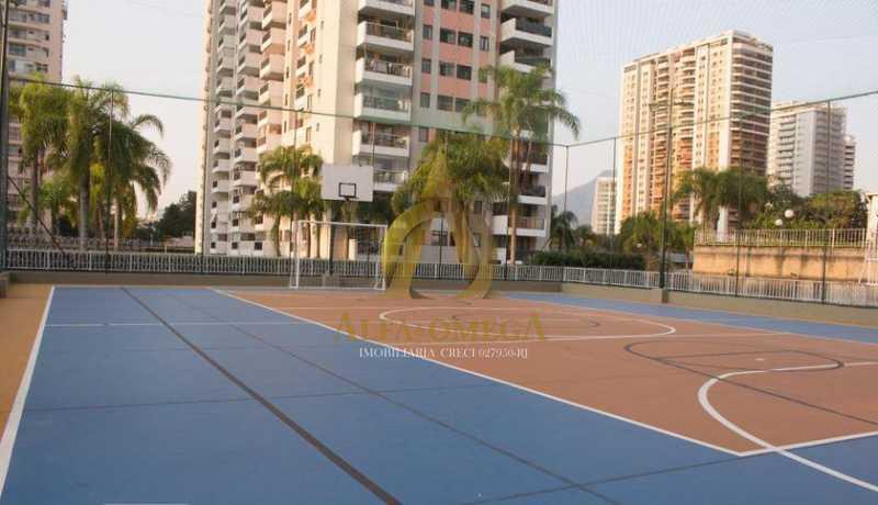 16. - Apartamento 1 quarto para venda e aluguel Barra da Tijuca, Rio de Janeiro - R$ 630.000 - AO10261 - 19