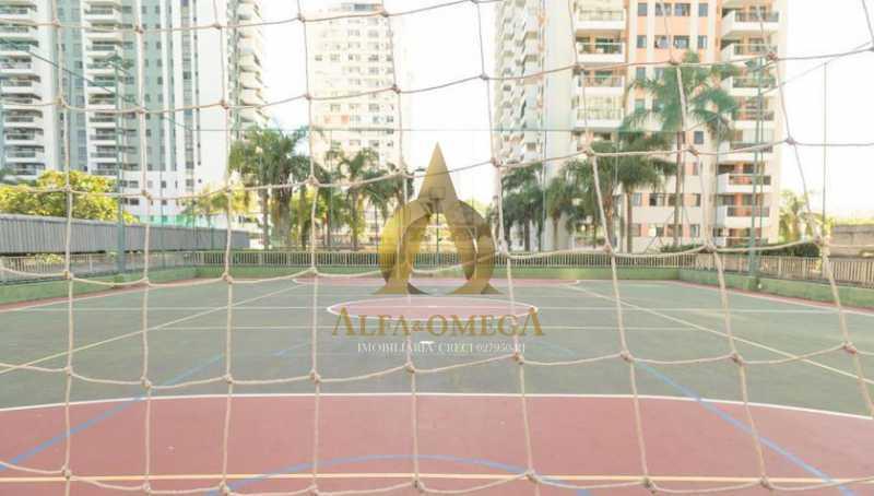 17. - Apartamento 1 quarto para venda e aluguel Barra da Tijuca, Rio de Janeiro - R$ 630.000 - AO10261 - 20