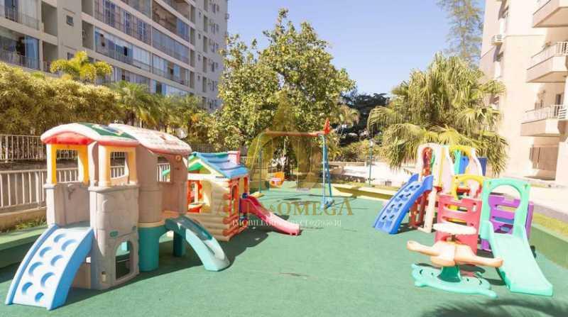 18. - Apartamento 1 quarto para venda e aluguel Barra da Tijuca, Rio de Janeiro - R$ 630.000 - AO10261 - 21