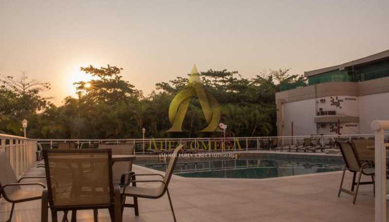 21. - Apartamento 1 quarto para venda e aluguel Barra da Tijuca, Rio de Janeiro - R$ 630.000 - AO10261 - 24