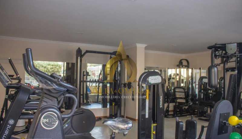 22. - Apartamento 1 quarto para venda e aluguel Barra da Tijuca, Rio de Janeiro - R$ 630.000 - AO10261 - 16
