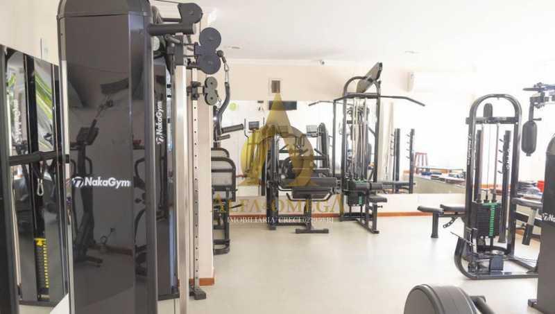 23. - Apartamento 1 quarto para venda e aluguel Barra da Tijuca, Rio de Janeiro - R$ 630.000 - AO10261 - 17