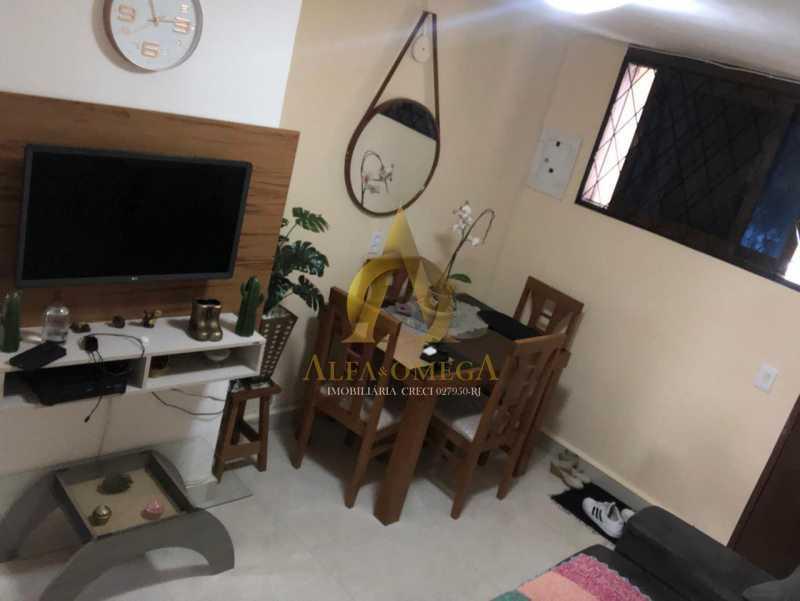 10. - Apartamento 2 quartos à venda Taquara, Rio de Janeiro - R$ 215.000 - AOJ20302 - 1