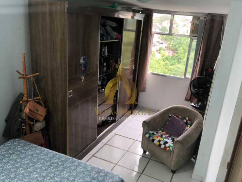 18. - Apartamento 2 quartos à venda Taquara, Rio de Janeiro - R$ 215.000 - AOJ20302 - 6