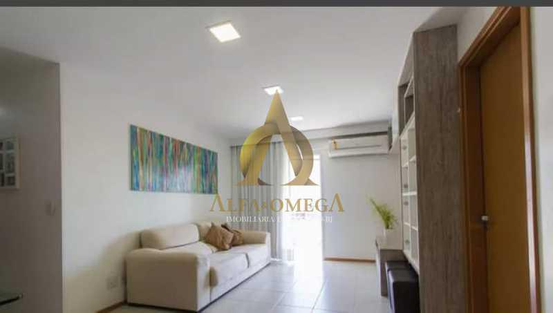 3. - Apartamento 3 quartos à venda Barra da Tijuca, Rio de Janeiro - R$ 630.000 - AO30244 - 4