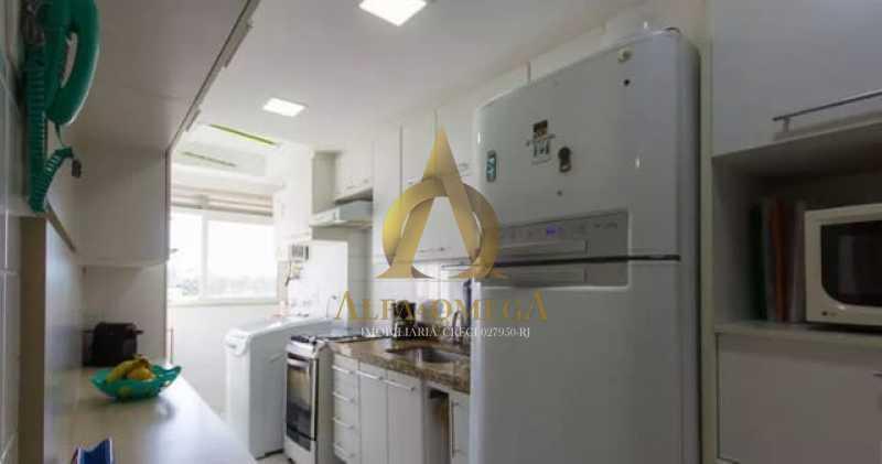 4. - Apartamento 3 quartos à venda Barra da Tijuca, Rio de Janeiro - R$ 630.000 - AO30244 - 16