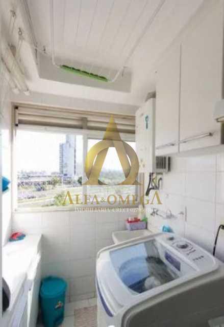 5. - Apartamento 3 quartos à venda Barra da Tijuca, Rio de Janeiro - R$ 630.000 - AO30244 - 18