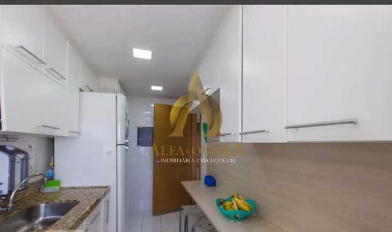 6. - Apartamento 3 quartos à venda Barra da Tijuca, Rio de Janeiro - R$ 630.000 - AO30244 - 17