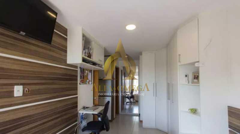 10. - Apartamento 3 quartos à venda Barra da Tijuca, Rio de Janeiro - R$ 630.000 - AO30244 - 9