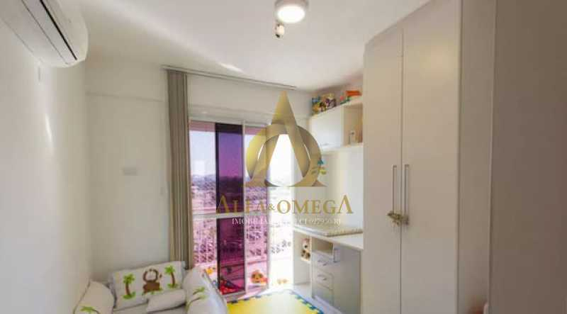 15. - Apartamento 3 quartos à venda Barra da Tijuca, Rio de Janeiro - R$ 630.000 - AO30244 - 11