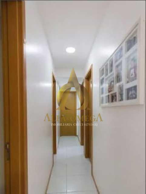 17. - Apartamento 3 quartos à venda Barra da Tijuca, Rio de Janeiro - R$ 630.000 - AO30244 - 5
