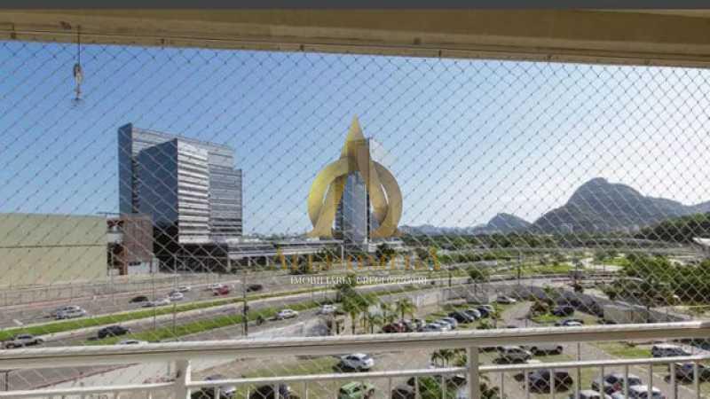 18. - Apartamento 3 quartos à venda Barra da Tijuca, Rio de Janeiro - R$ 630.000 - AO30244 - 3