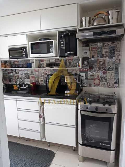 1. - Apartamento 2 quartos à venda Barra da Tijuca, Rio de Janeiro - R$ 649.000 - AO20493 - 21