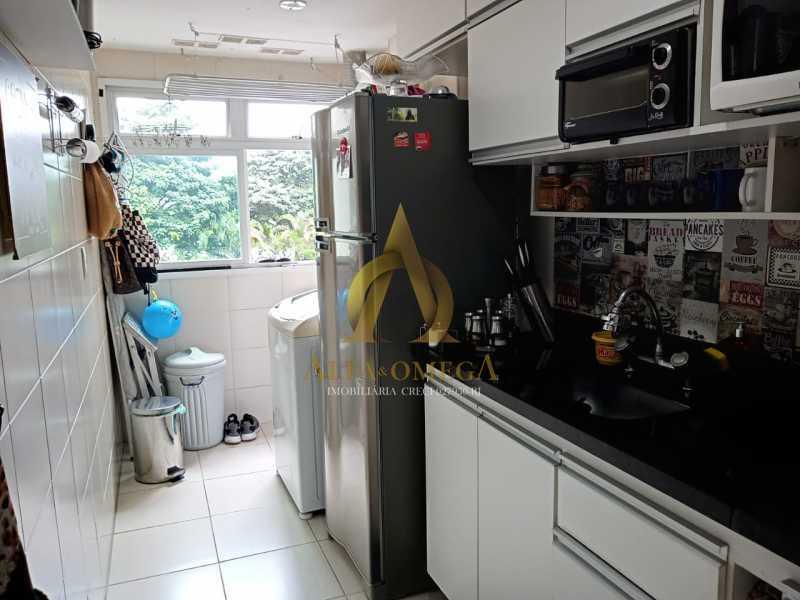 2. - Apartamento 2 quartos à venda Barra da Tijuca, Rio de Janeiro - R$ 649.000 - AO20493 - 23