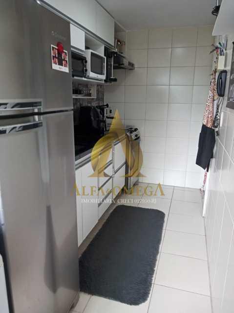 3. - Apartamento 2 quartos à venda Barra da Tijuca, Rio de Janeiro - R$ 649.000 - AO20493 - 24