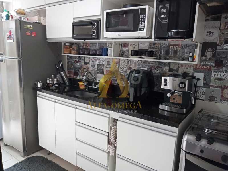 5. - Apartamento 2 quartos à venda Barra da Tijuca, Rio de Janeiro - R$ 649.000 - AO20493 - 22