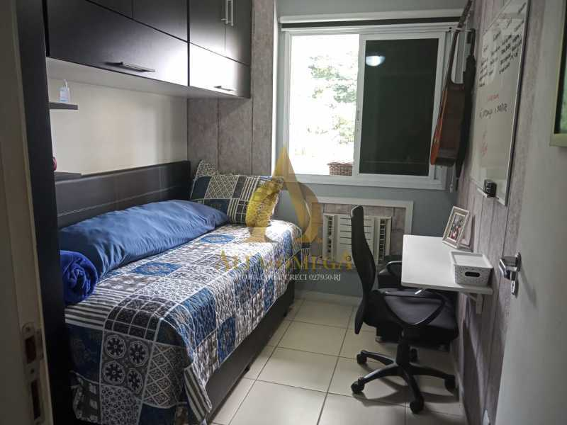6. - Apartamento 2 quartos à venda Barra da Tijuca, Rio de Janeiro - R$ 649.000 - AO20493 - 13