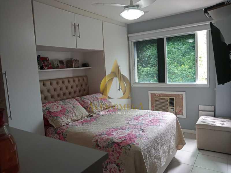 7. - Apartamento 2 quartos à venda Barra da Tijuca, Rio de Janeiro - R$ 649.000 - AO20493 - 7