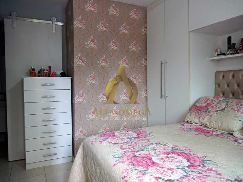 8. - Apartamento 2 quartos à venda Barra da Tijuca, Rio de Janeiro - R$ 649.000 - AO20493 - 8