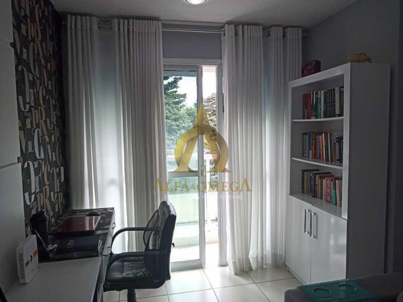 10. - Apartamento 2 quartos à venda Barra da Tijuca, Rio de Janeiro - R$ 649.000 - AO20493 - 14