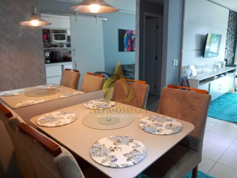 11. - Apartamento 2 quartos à venda Barra da Tijuca, Rio de Janeiro - R$ 649.000 - AO20493 - 4
