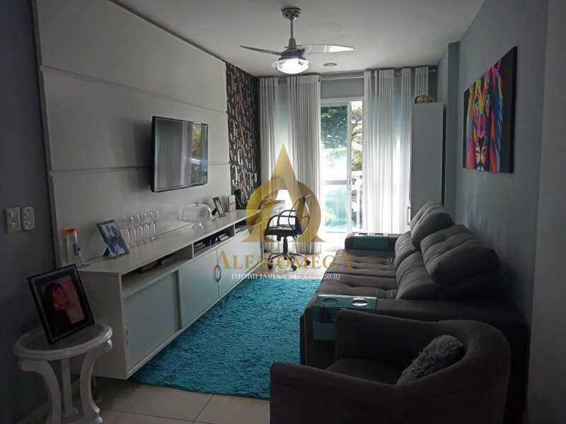 13. - Apartamento 2 quartos à venda Barra da Tijuca, Rio de Janeiro - R$ 649.000 - AO20493 - 1