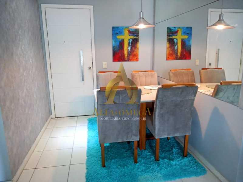 14. - Apartamento 2 quartos à venda Barra da Tijuca, Rio de Janeiro - R$ 649.000 - AO20493 - 5