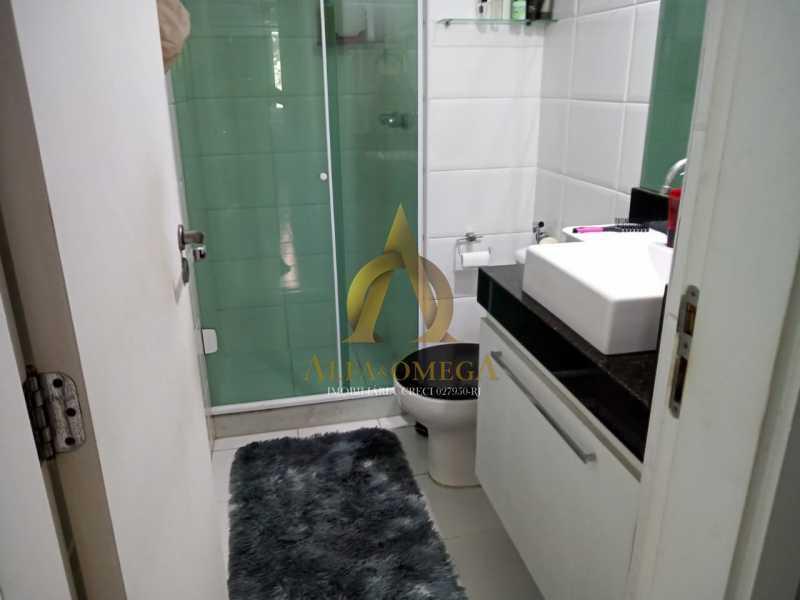 16. - Apartamento 2 quartos à venda Barra da Tijuca, Rio de Janeiro - R$ 649.000 - AO20493 - 20