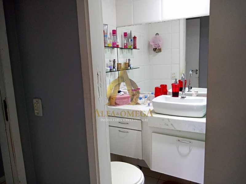 22. - Apartamento 2 quartos à venda Barra da Tijuca, Rio de Janeiro - R$ 649.000 - AO20493 - 17