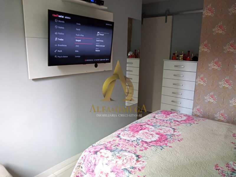 25. - Apartamento 2 quartos à venda Barra da Tijuca, Rio de Janeiro - R$ 649.000 - AO20493 - 11