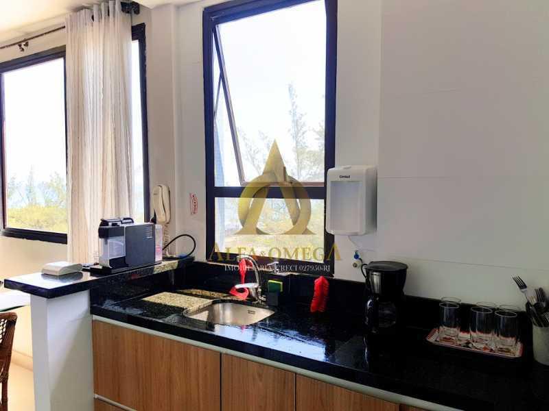 07 - Apartamento 2 quartos à venda Barra da Tijuca, Rio de Janeiro - R$ 999.000 - AO20494 - 19