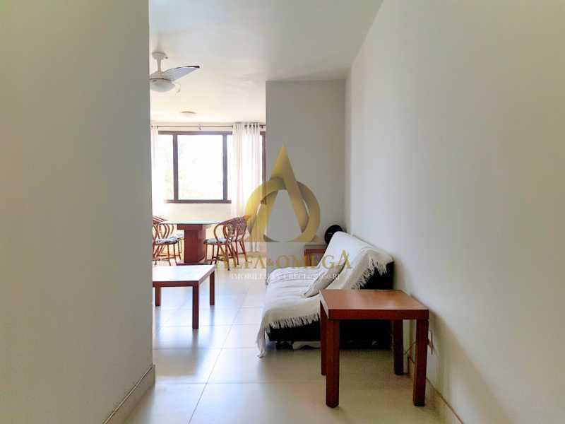 09 - Apartamento 2 quartos à venda Barra da Tijuca, Rio de Janeiro - R$ 999.000 - AO20494 - 7