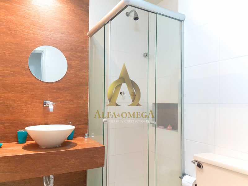 14 - Apartamento 2 quartos à venda Barra da Tijuca, Rio de Janeiro - R$ 999.000 - AO20494 - 16