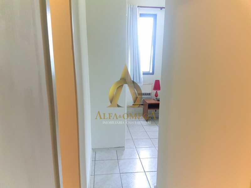 23 - Apartamento 2 quartos à venda Barra da Tijuca, Rio de Janeiro - R$ 999.000 - AO20494 - 13