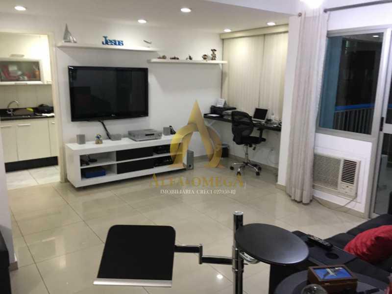 7 - Apartamento 2 quartos à venda RIO 2, Rio de Janeiro - R$ 550.000 - AO20495 - 1