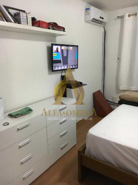 9 - Apartamento 2 quartos à venda RIO 2, Rio de Janeiro - R$ 550.000 - AO20495 - 8